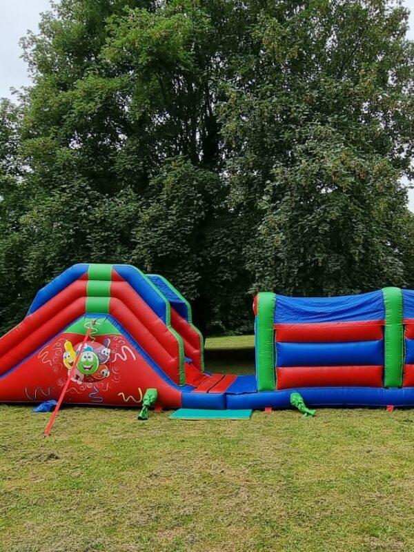 fun house bouncy castle, activity bouncy castle