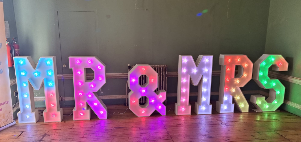 mr and mrs lights hire kent
